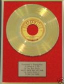 "ELVIS PRESLEY -24 Carat Gold 7"" Disc- I'M LEFT YOUR RIGHT (Sun recording)"